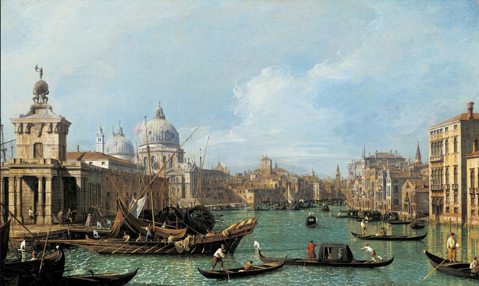 Encantamiento veneciano