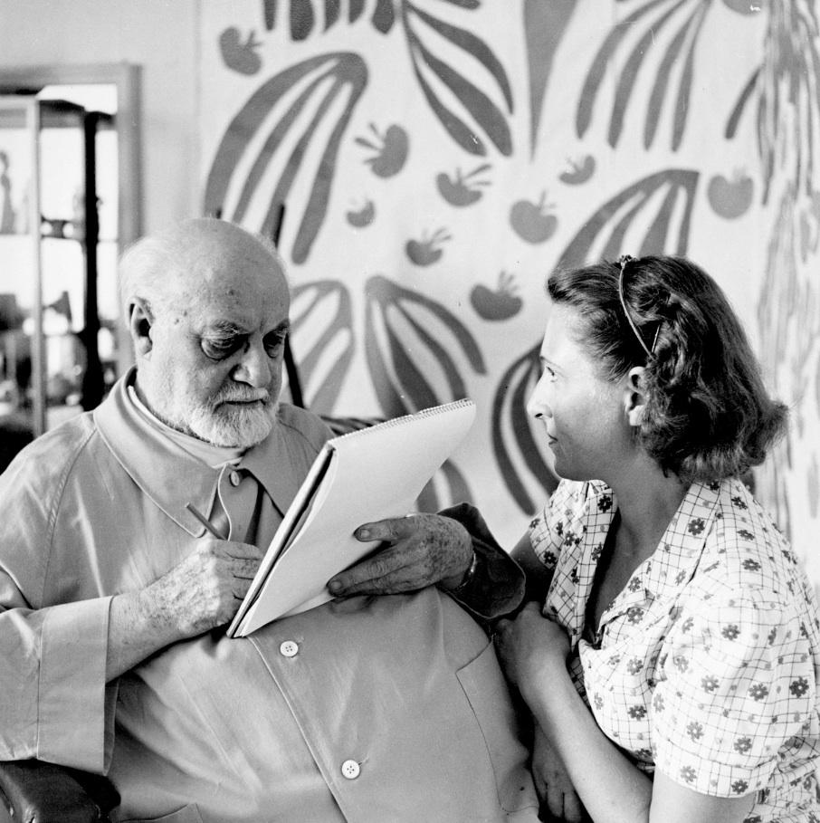 Matisse y Picasso