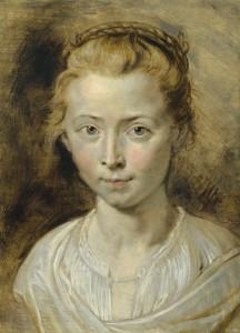 Rubens y la niña de sus ojos