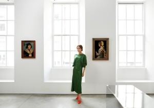Victoria Beckham fascinada por los maestros antiguos