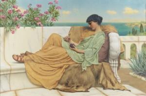 La idealizada antigüedad victoriana