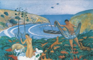 Mediterráneo – Museo Carmen Thyssen, Málaga. Hasta el 9 de septiembre