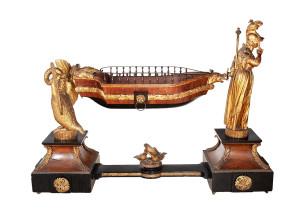 Setdart vende la cuna de Alfonso XII