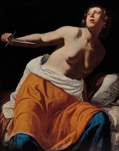 Artemisia Gentileschi, pintora y heroína