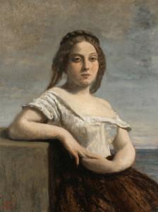 Las mujeres de Corot – National Gallery of Art, Washington. Hasta el 31 de diciembre