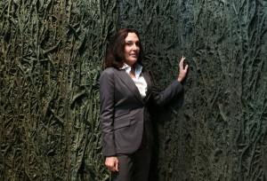Cristina Iglesias en el laberinto