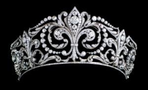 Joyas nupciales de reinas