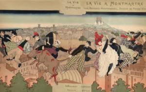 Bienvenidos a Montmartre – CaixaForum, Barcelona. Hasta el 20 de enero