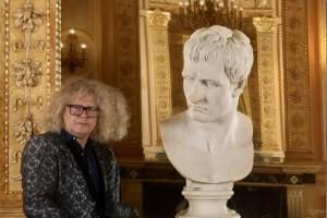 Pierre-Jean Chalençon y el síndrome Napoleón