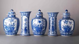 Porcelana china: el oro blanco