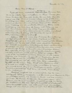 La Carta de Dios de Einstein