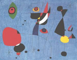Miró al completo – Grand Palais, París. Hasta el 4 de febrero