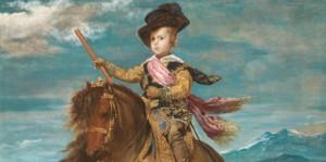 Velázquez visita Barcelona