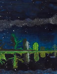 Pintar la noche – Centre Pompidou Metz. Hasta el 15 de abril