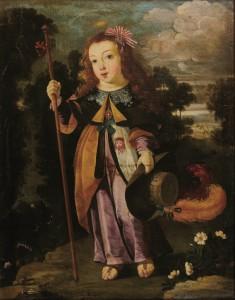 Una pionera del barroco