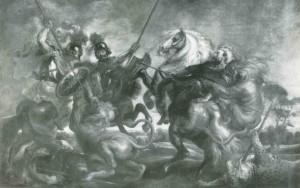 De Madrid a Miami: el inesperado viaje de Rubens