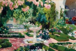 El jardín soñado – Museo Sorolla, Madrid. Hasta el 20 de enero