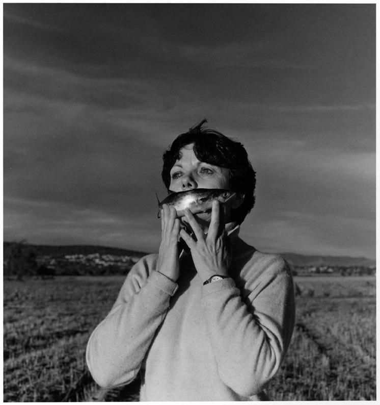 graciela-iturbide-autorretrato-1985-1