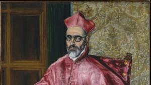 El Cardenal y El Greco