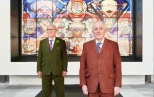 Gilbert & George, un arte viviente