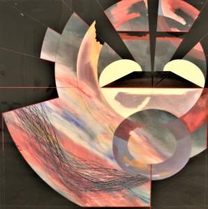 Manuel Gracia, geometrías en equilibrio