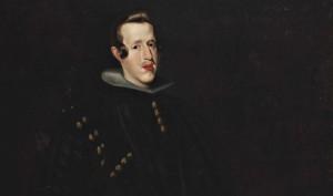 ¿Un Felipe IV de Van der Hamen?