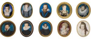 Sólo para tus ojos: retratos en miniatura