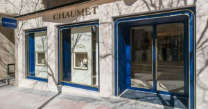 Chaumet inaugura boutique