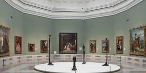 Giacometti visita el Prado