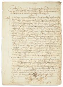 El decreto de Hernán Cortés