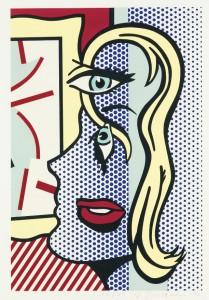Lichtenstein y el crítico de arte