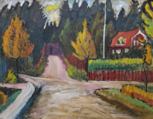 A la sombra de Kandinsky