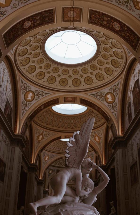 Sala del Museo del Ermitage