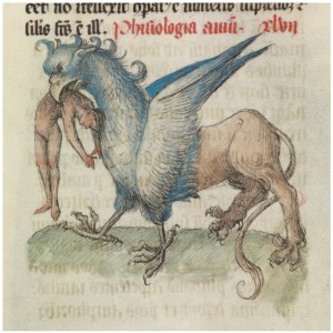 El libro de las bestias – The Getty Center, Los Angeles. Hasta el 18 de agosto