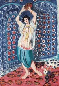 En el harén – Norton Simon Museum, Pasadena. Hasta el 17 de junio