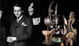 A subasta la colección de André Malraux
