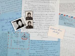 Leonard Cohen enamorado