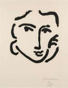 Matisse grabador – Fundación Canal, Madrid. Hasta el 18 de agosto