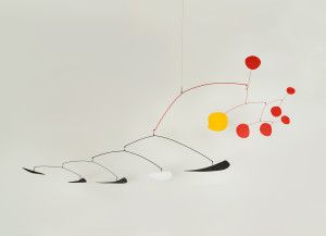 Calder, eppur si muove