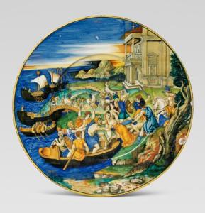 Relatos en loza – Palazzo Madama, Turín. Hasta el 14 de octubre