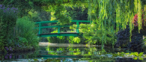 El paraíso terrenal de Monet