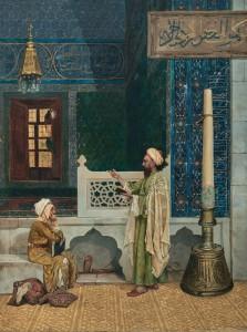 Escenas de Arabia