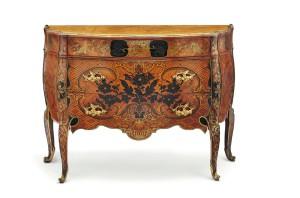 Récord para un mueble español