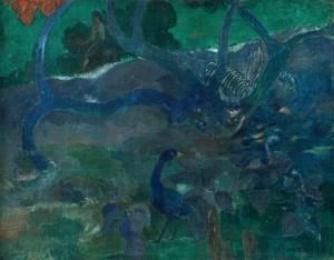 El paraíso perdido de Gauguin