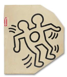 El obsequio de Keith Haring