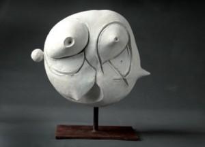 La musa blanca de Miró