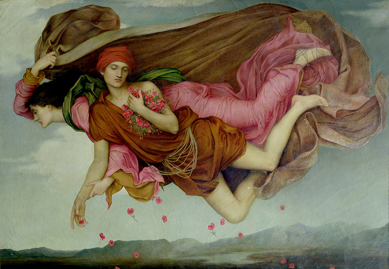 Night-and-Sleep-by-Evelyn-De-Morgan