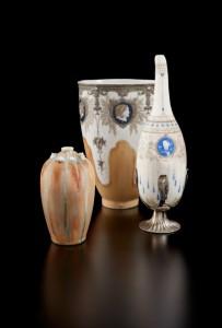 Experimentos con la porcelana