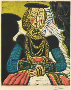 Picasso y sus maestros