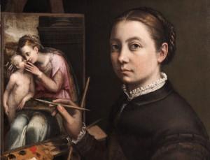 Historia de dos pintoras